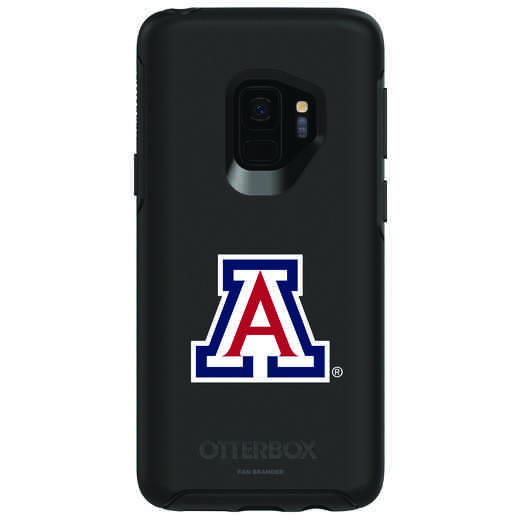 GAL-S9-BK-SYM-ARZ-D101: FB Arizona OB SYMMETRY Case for Galaxy S9