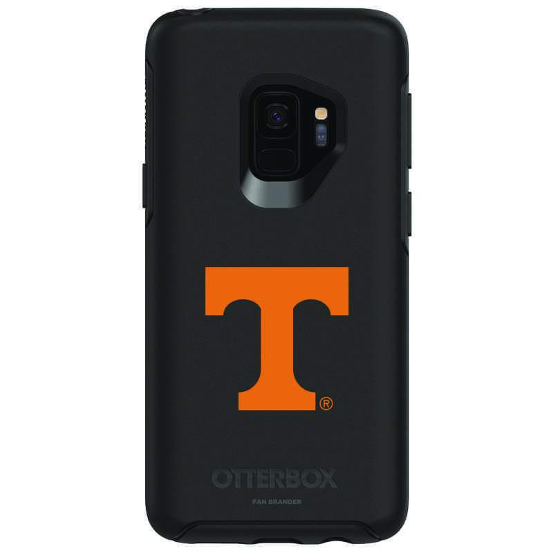 GAL-S9-BK-SYM-TEN-D101: FB Tennessee OB SYMMETRY Case for Galaxy S9