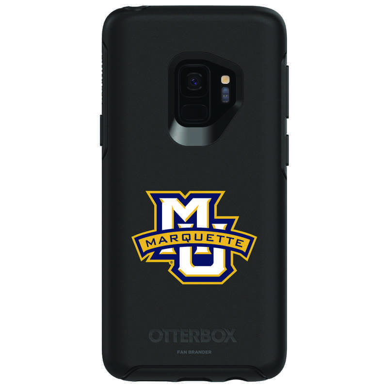 GAL-S9-BK-SYM-MAQ-D101: FB Marquette OB SYMMETRY Case for Galaxy S9
