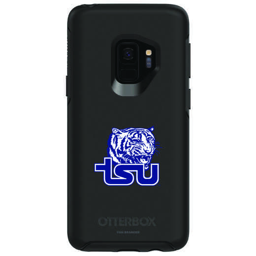 GAL-S9-BK-SYM-TNSU-D101: FB Tennessee St OB SYMMETRY Case for Galaxy S9