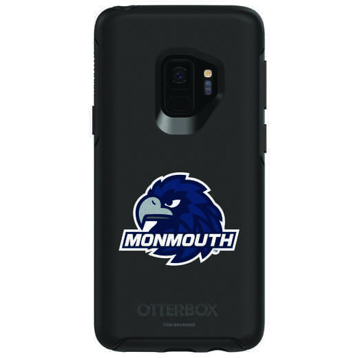 GAL-S9-BK-SYM-MONU-D101: FB Monmouth OB SYMMETRY Case for Galaxy S9