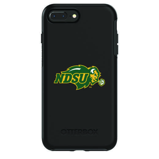 IPH-87P-BK-SYM-NDSU-D101: FB North Dakota St OB SYMMETRY IPN 8 PLUS AND IPN 7 PLUS
