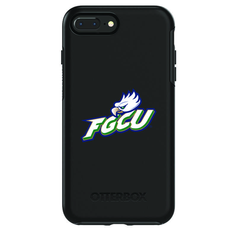 IPH-87P-BK-SYM-FGCU-D101: FB Florida Gulf Coast OB SYMMETRY IPN 8 PLUS AND IPN 7 PLUS