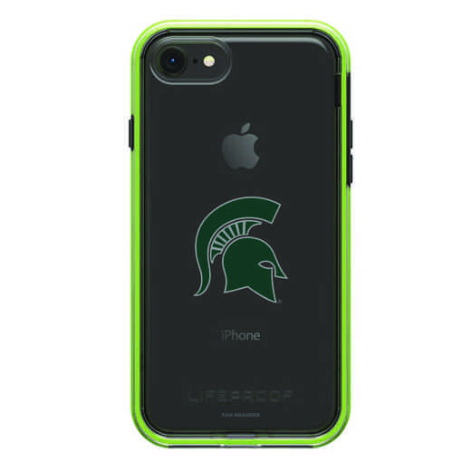 IPH-87-NF-SLA-MCS-D101: FB Michigan St SL?M  iPHONE 8 AND iPHONE 7