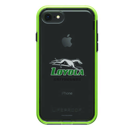 IPH-87-NF-SLA-LUM-D101: FB Loyola Univ Of Maryland SL?M  iPHONE 8 AND iPHONE 7