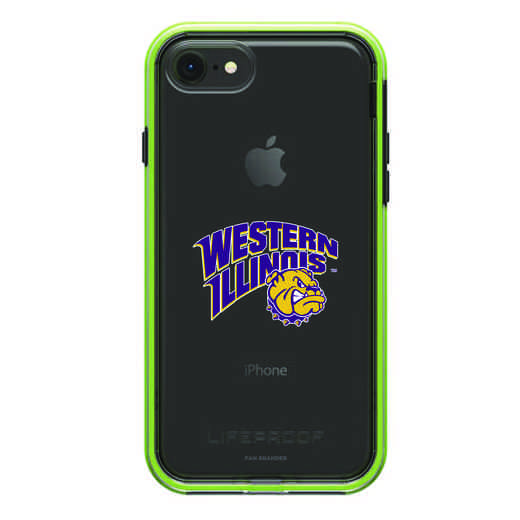 IPH-87-NF-SLA-WILU-D101: FB Western Illinois SL?M  iPHONE 8 AND iPHONE 7