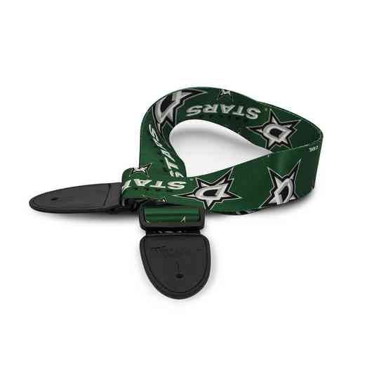 GSNHL10:  Dallas Stars Guitar Strap