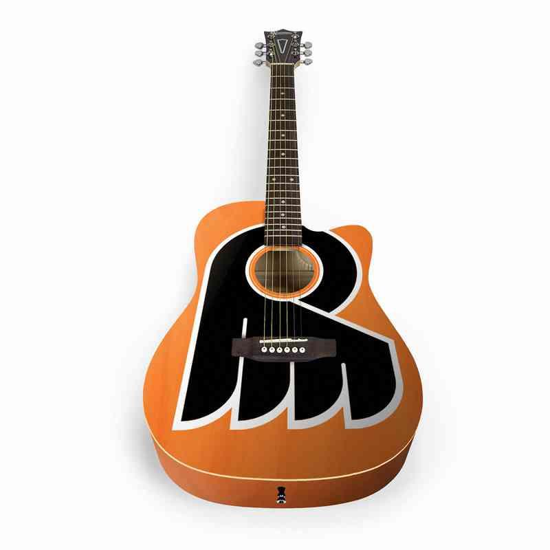 ACNHL22: Philadelphia Flyers Acoustic Guitar