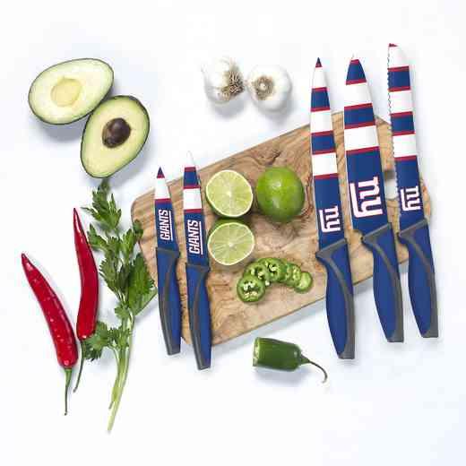 KKNFL21: TSV New York Giants Kitchen Knives