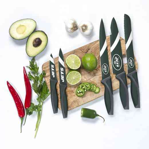 KKNFL22: TSV  New York Jets Kitchen Knives