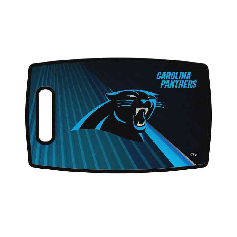 TSV Carolina Panthers Large Cutting Board  : Unisex