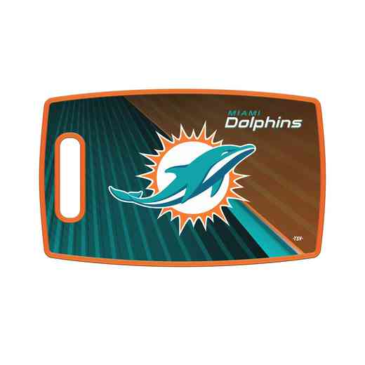 TSV Miami Dolphins Large Cutting Board  : Unisex