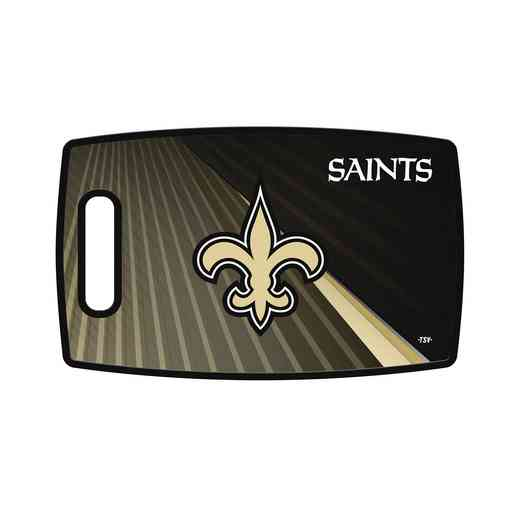 TSV New Orleans Saints Large Cutting Board  : Unisex