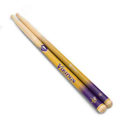DSNFL18:  Minnesota Vikings Drum Sticks