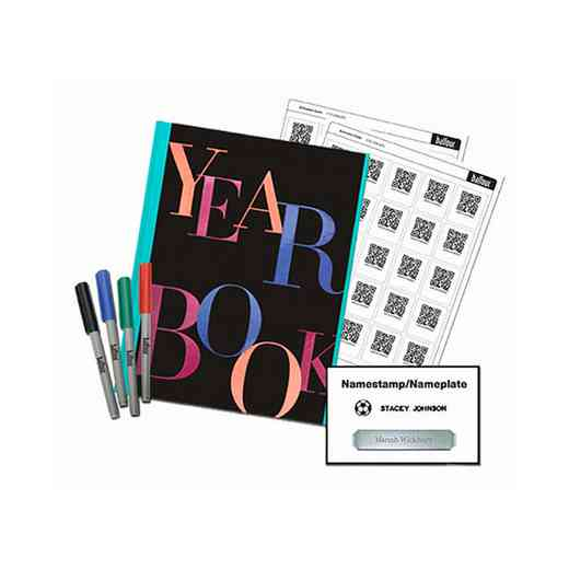 2019 McFadden School of Excellence Yearbook Package – Deluxe Package