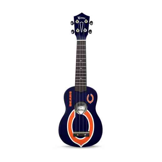 UKNFL06:  Chicago Bears Ukulele