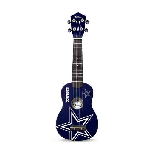 UKNFL09:  Dallas Cowboys Ukulele