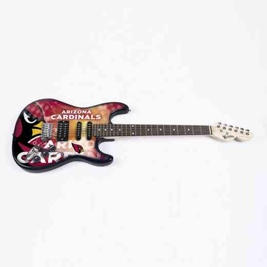 NENFL01:  Arizona Cardinals Northender Guitar
