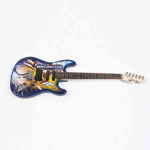 NENFL10: Denver Broncos Northender Guitar