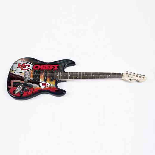 NENFL16:  Kansas City Chiefs Northender Guitar