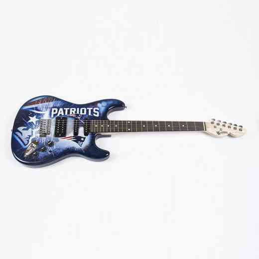 NENFL19:  New England Patriots Northender Guitar