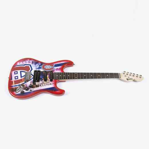 NENHL16:  Montreal Canadiens Northender Guitar