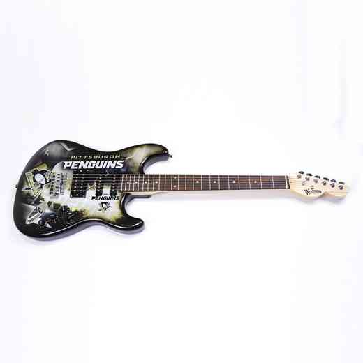 NENHL23:  Pittsburgh Penguins Northender Guitar