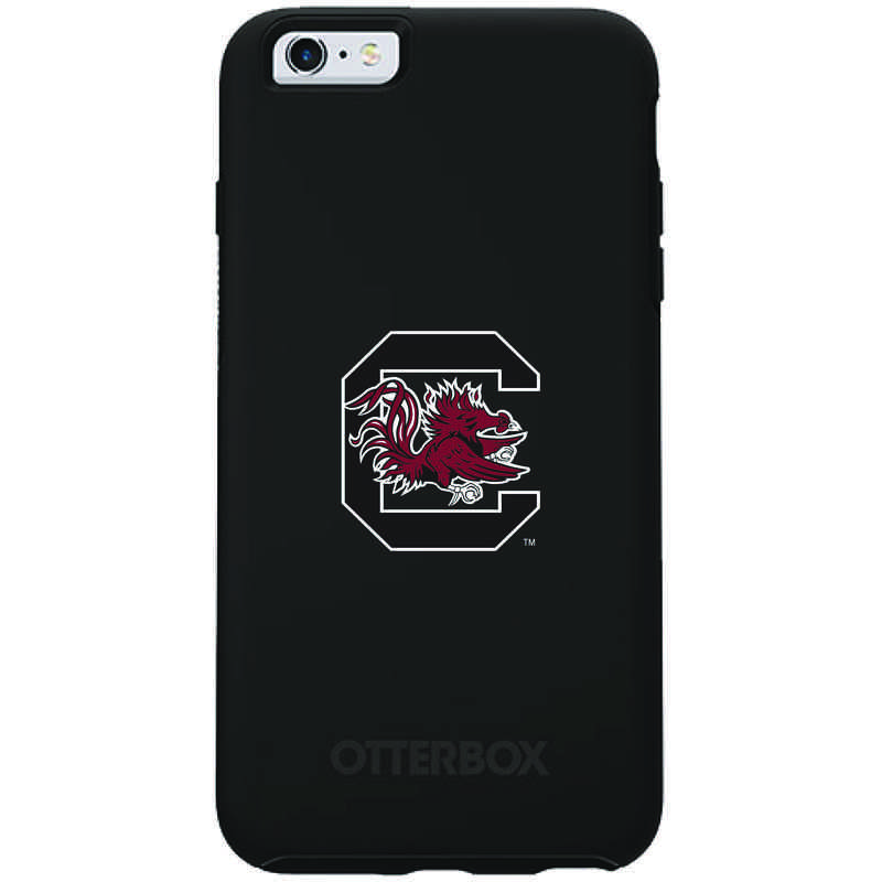 IPH-66S-BK-SYM-USC-D101: FB South Carolina OB SYMMETRY IPN 6/6S