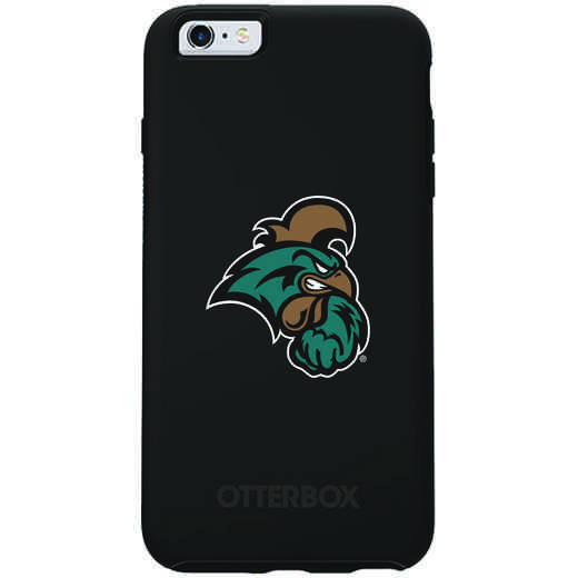IPH-66S-BK-SYM-CCU-D101: FB Coastal Carolina OB SYMMETRY IPN 6/6S