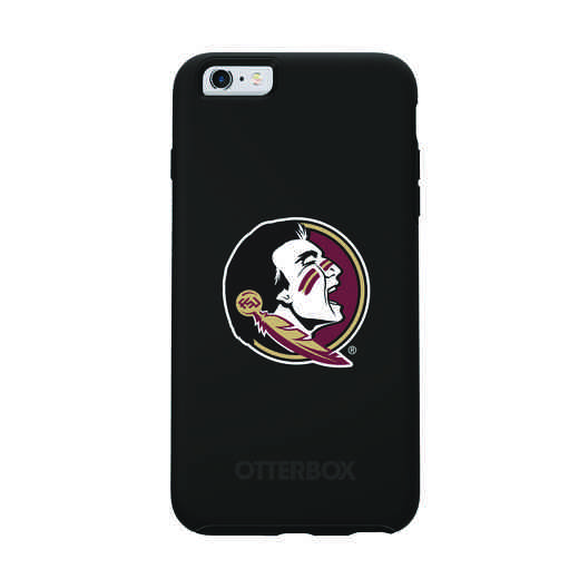 IPH-6SP-BK-SYM-FSU-D101: FB Florida St OB SYMMETRY IPN 6 PLUS/6S PLUS