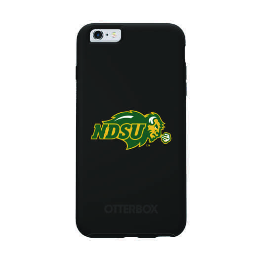 IPH-6SP-BK-SYM-NDSU-D101: FB North Dakota St OB SYMMETRY IPN 6 PLUS/6S PLUS