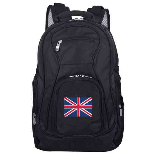 FLENL704: England Flag Backpack Black