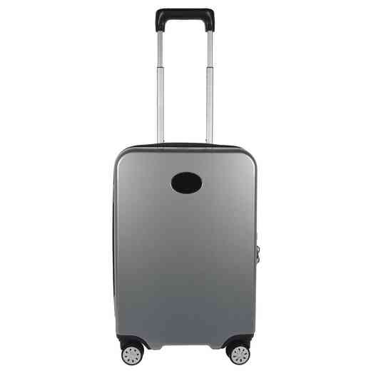GEZZL240-GRAY: Blank 100% Pc Luggage With Blank Chip