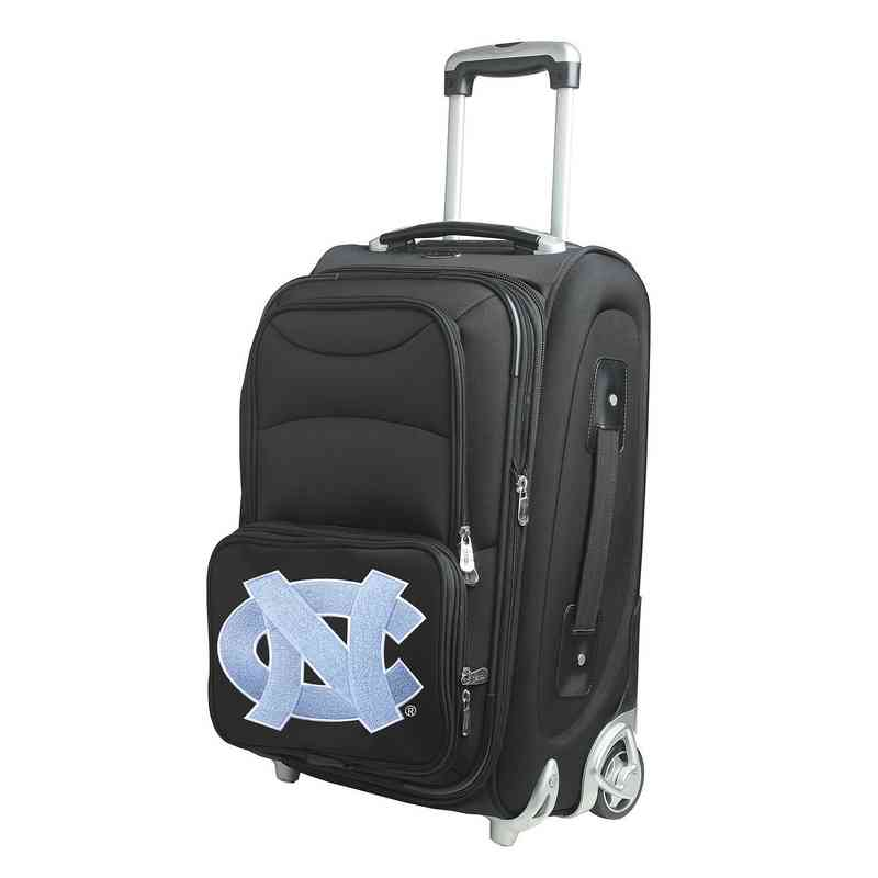 CLNCL203: NCAA UNC Tar Heels  Carry-On  Rllng Sftsd Nyln