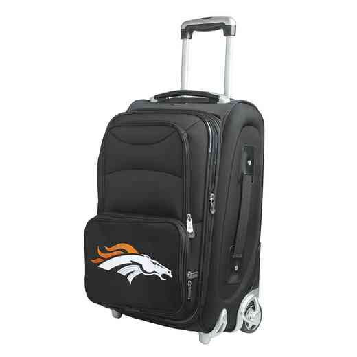 NFDBL203: NFL Denver Broncos  Carry-On  Rllng Sftsd Nyln