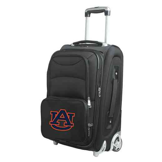 CLAUL203: NCAA Auburn Tigers  Carry-On  Rllng Sftsd Nyln