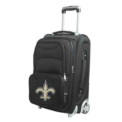 NFNSL203: NFL New Orleans Saints  Carry-On  Rllng Sftsd Nyln