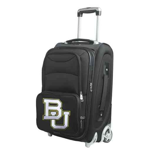 CLBAL203: NCAA Baylor Bears  Carry-On  Rllng Sftsd Nyln
