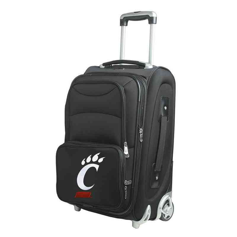 CLCIL203: NCAA Cincinnati Bearcats  Carry-On  Rllng Sftsd Nyln
