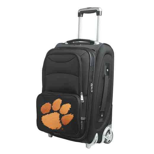 CLCLL203: NCAA Clemson Tigers  Carry-On  Rllng Sftsd Nyln