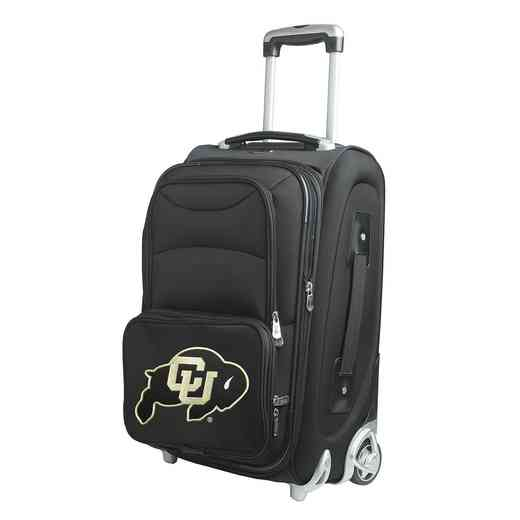 CLCOL203: NCAA Colorado Buffaloes  Carry-On  Rllng Sftsd Nyln