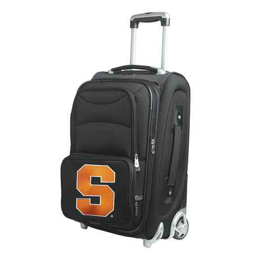 CLSYL203: NCAA Syracuse Orange  Carry-On  Rllng Sftsd Nyln