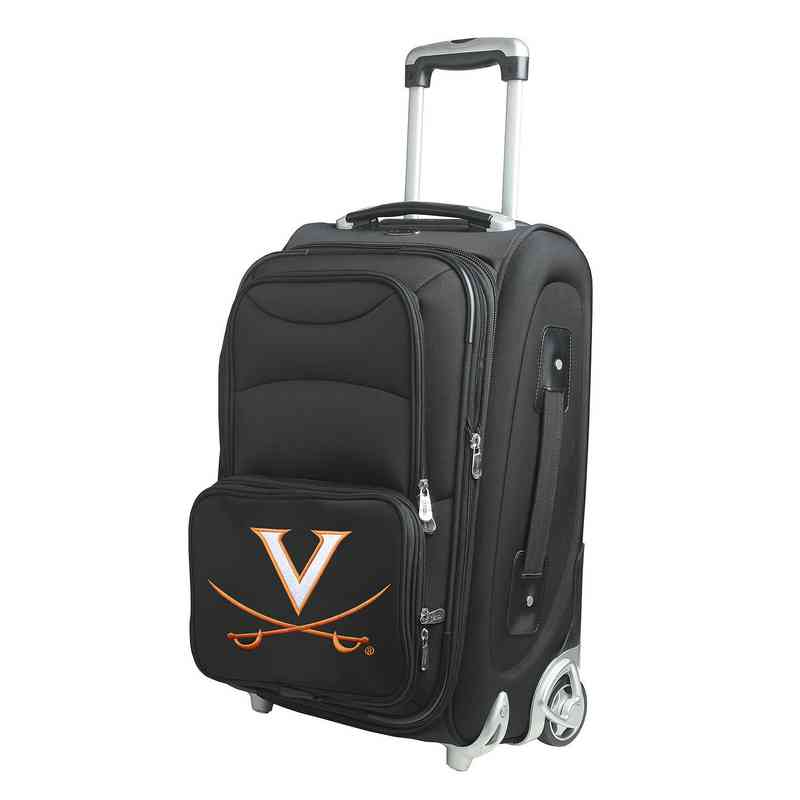 CLVIL203: NCAA Virginia Cavaliers  Carry-On  Rllng Sftsd Nyln