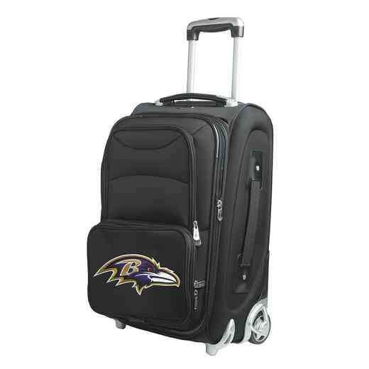 NFBRL203: NFL Baltimore Ravens  Carry-On  Rllng Sftsd Nyln