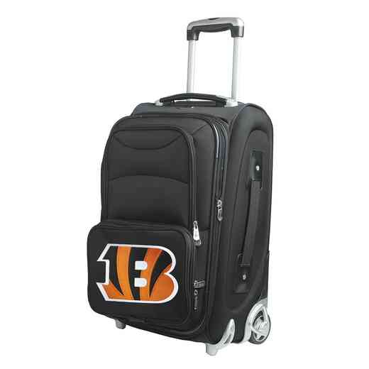 NFCIL203: NFL Cincinnati Bengals  Carry-On  Rllng Sftsd Nyln