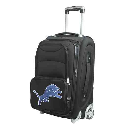 NFDLL203: NFL Detroit Lions  Carry-On  Rllng Sftsd Nyln