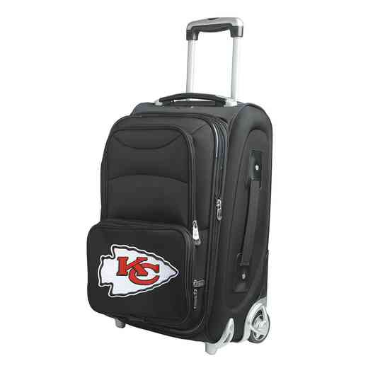 NFKCL203: NFL Kansas City Chiefs  Carry-On  Rllng Sftsd Nyln