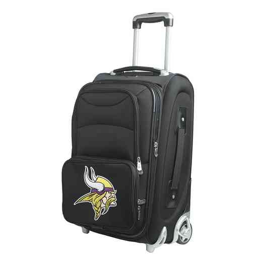 NFMVL203: NFL Minnesota Vikings  Carry-On  Rllng Sftsd Nyln