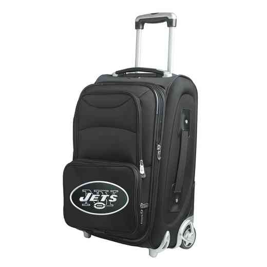 NFNJL203: NFL New York Jets  Carry-On  Rllng Sftsd Nyln