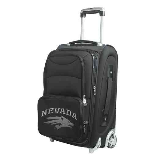 CLNAL203: NCAA Nevada Wolf Pack  Carry-On  Rllng Sftsd Nyln